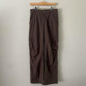 Woman's REI Pants 4 Tall Cargo